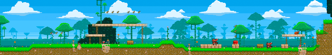 Rex Engine: Classic 2D Platformer Engine for Unity