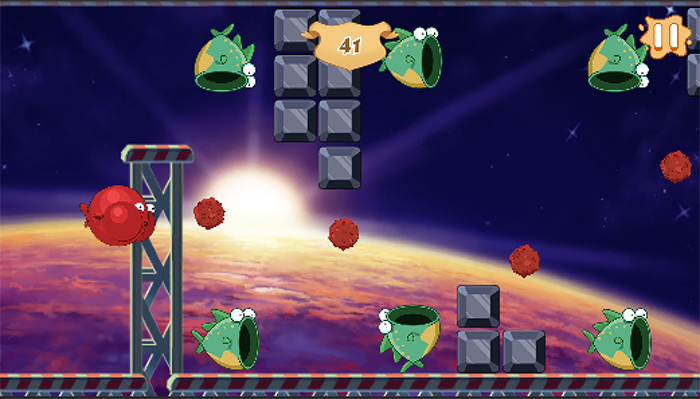 In-game screenshot of World 3.